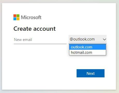 create hotmail account, login, signup guide